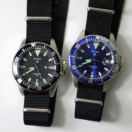 CYMA - Military Diver's Watch
