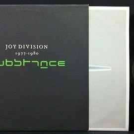 JOY DIVISION - Fact250 : Substance