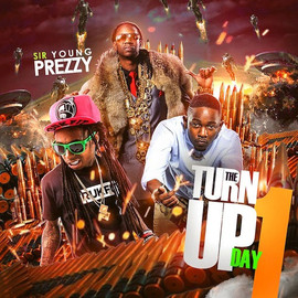 Various Artists - The Turn Up Day 1