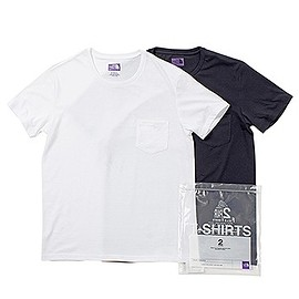 THE NORTH FACE PURPLE LABEL - COOLMAX Pack Tee