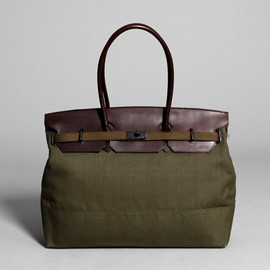 NEXUSVII - Military Jane Bag by PORTER