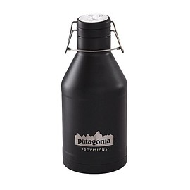 MiiR, patagonia, patagonia provisions - Growler - 64-oz Vacuum Insulated, Black