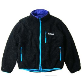 WILD THINGS - MONSTER FLEECE REVERSIBLE JACKET