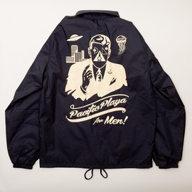 PAN PACIFIC PLAYA - PPP COACH JACKET
