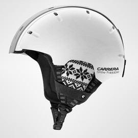 Carrera - The Snow Foldable Helmet
