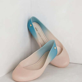 Anthropologie - Ombre Rain Flat