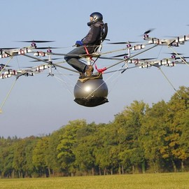Volocopter, new tech