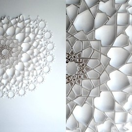 Matt Shlian - paper sculptures