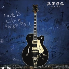 a flood of circle - LOVE IS LIKE A ROCK'N'ROLL