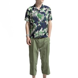 NOMA t.d. - メンズ Out Seam Trousers / パンツ