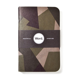 Word - Pocket Notebooks