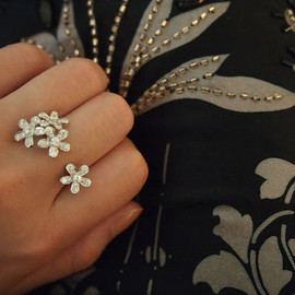 Van Cleef & Arpels - Socrate Between The Finger Ring