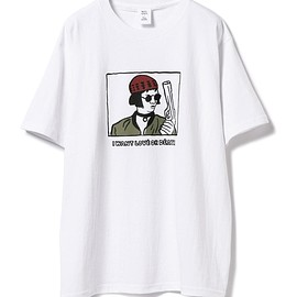 Ray BEAMS - NAIJEL GRAPH × Ray BEAMS / 別注 GIRL Tシャツ
