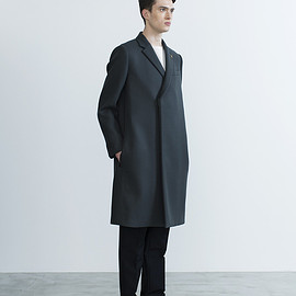 THE RERACS - MEN'S R2015 CHESTERFIELD COAT