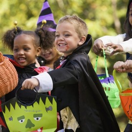 Trick or Treating Times