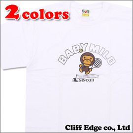 A BATHING APE - MILO TENNIS TEE