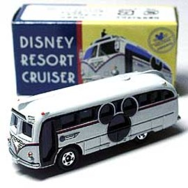 TOMICA , DISNEY - DISNEY RESORT CRUISER
