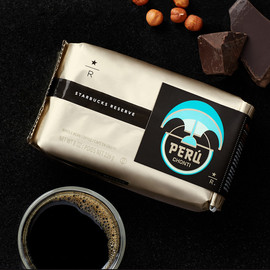 Starbucks Coffee - Starbucks Reserve® PERU CHONTI