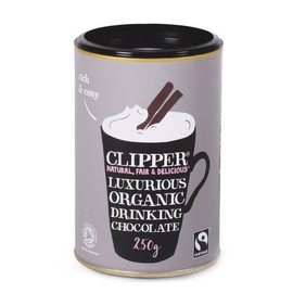 CLIPPER - Organic Fairtrade Drinking Chocolate 250g