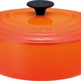 Le Creuset - Le Creuset ココット・ジャポネーズ オレンジ 25052-24-09