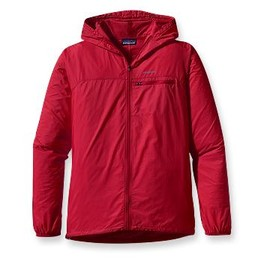 Patagonia - Men's Houdini Full-Zip Jacket Red Delicious