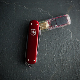 Victorinox - 1TB SSD Swiss Army knife