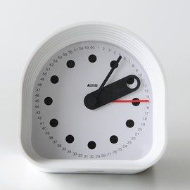 ALESSI - Joe Colombo clock