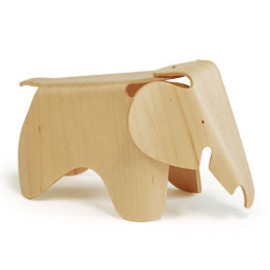 Vitra Design Museum  - Eames Plywood Elephant (miniature)