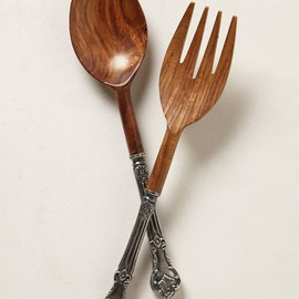 Anthropologie - Culvery Serving Set