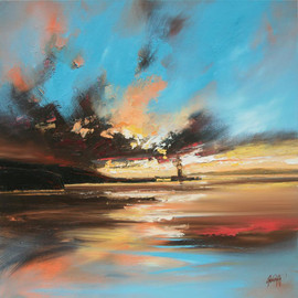 Scott Naismith - Tobermory Lighthouse