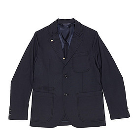 nanamica - Club Jacket-Navy