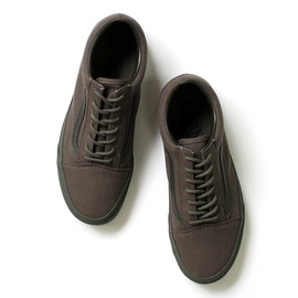 VANS - Old Skool Reissue CA Vansguard (Forest Night)