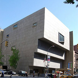 NY - Whitney Museum of American Arts