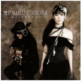 FRIED PRIDE - MILESTONE-FRIDE PRIDE 10th Anniversary Best Album