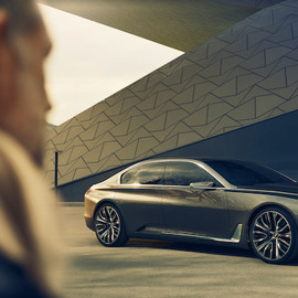 BMW - Vision Future Luxury