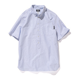 STUSSY - Standard Line Button Down Striped Oxford