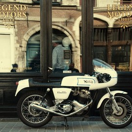 LEGEND MOTORS - Norvil 850 Commando