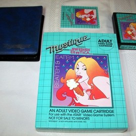 Atari - Mystique Porn Atari Game