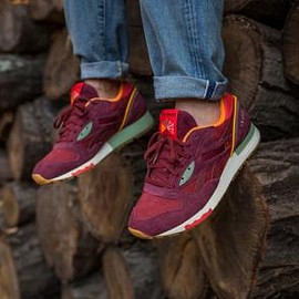 Reebok - PACKER SHOES × REEBOK CLASSIC LX 8500 FOUR SEASONS