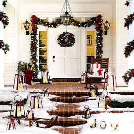 interior - Christmas decorating