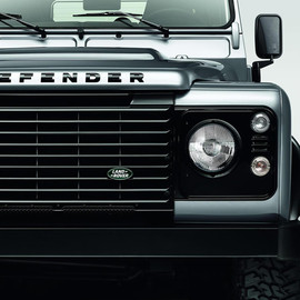 Land Rover - 2014 land rover defender black and silver pack