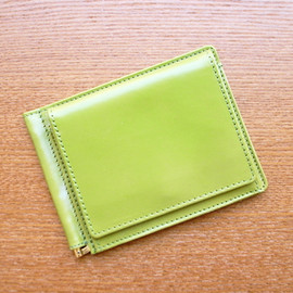 GLENROYAL - MONEY CLIP WITH POCKET(BRIDLE)