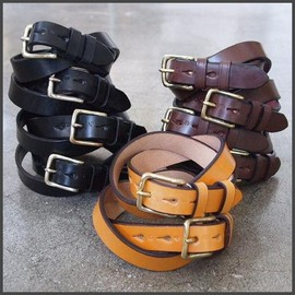 Jabez Cliff - Leather Belt