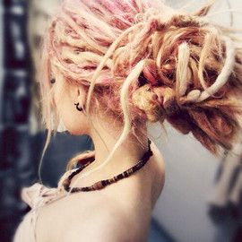 Pastel Dreadlocks