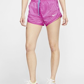 NIKE - Nike Icon Clash belted ripstop shorts