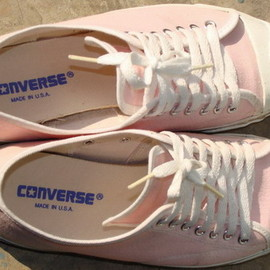 CONVERSE - 90's JACK PURCELL PINK (made in usa)