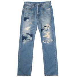 efiLevol - .efiLevol / High Spec Repair Denim [ Straight ]