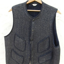 BROWN`S BEACH  - VINTAGE  VEST
