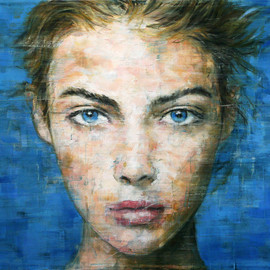 HARDING MEYER - (6-2012)oil on canvas90x110cm