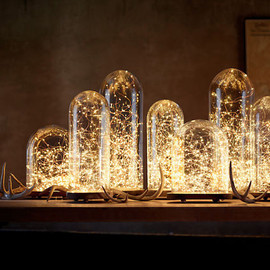 Restoration Hardware - Starry String Lights Amber